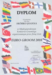 konkurs groomingu Gdynia 2010